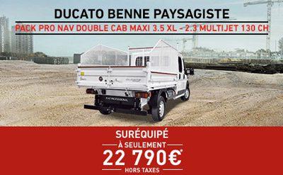 FiatProDucatoDieselMultiJetBennePaysagisteOffreSpéciale20171510771990