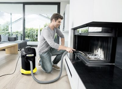 KARCHERHOMEetGARDENAspirateurAD4Premium2en1CendresPoussieresChemineesBBQSecteurVertAnnonces20181542133159